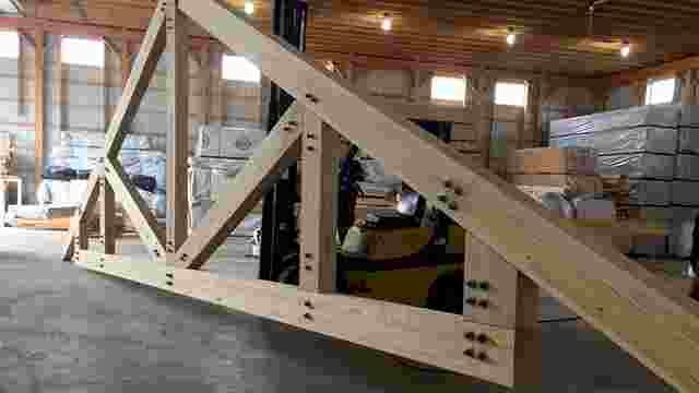 Trusses Installation